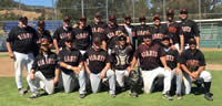 2016 Dunn Champion Giants Team Photo