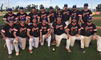 2018 Desert Classic Championship Team Photo